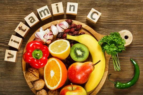 3. Vitamin C 1