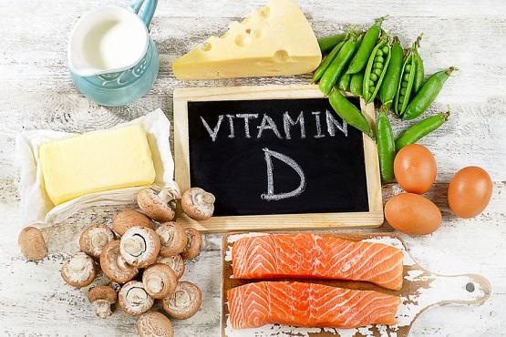 2. Vitamin D 1