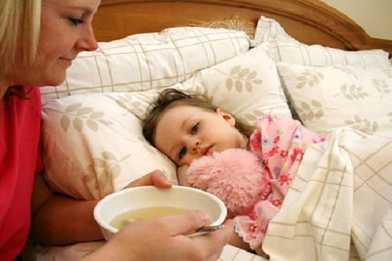 Chăm sóc người bệnh sởi và sốt phan ban 1