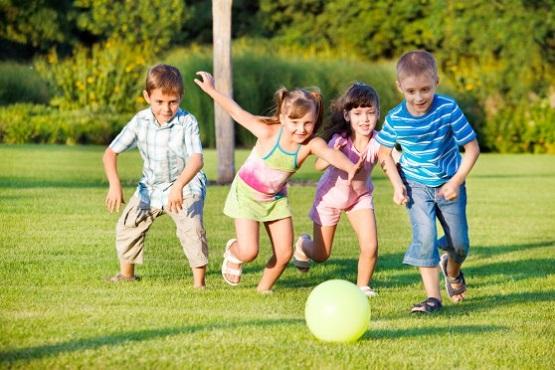 1. Rèn luyện cho bé thói quen tập thể dục thường xuyên 1