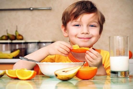 5. Tăng cường sức đề kháng cho bé 1