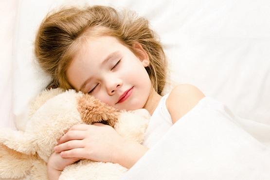 3. Hãy để bé yêu ngủ đủ giấc 1
