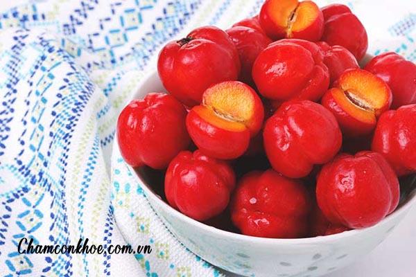Acerola Cherry 1