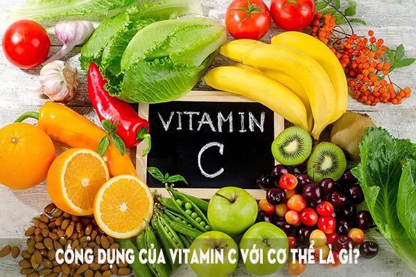 9 Công dụng không ngờ của vitamin C 1