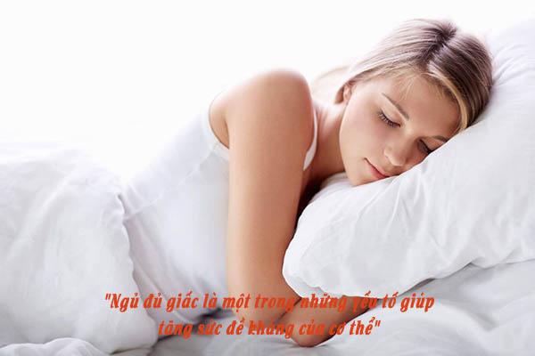 Đảm bảo giấc ngủ ngon 1