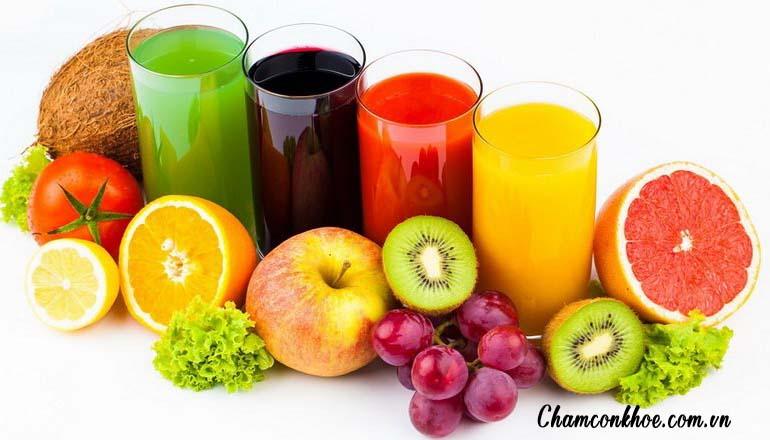 Uống gì để tăng sức đề kháng? 1