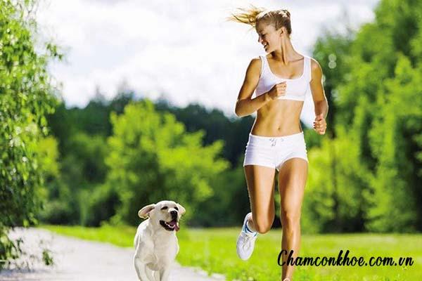 Tập thể dục mỗi ngày 1