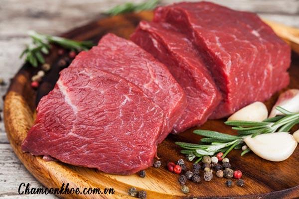 1. Thịt bò 1