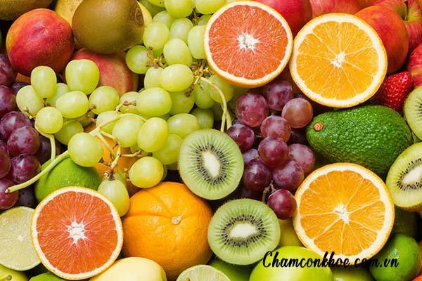 Trái cây và rau củ 1