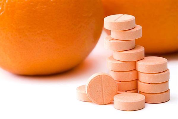Viên uống vitamin C - Tác hại khi bổ sung quá nhiều? 1