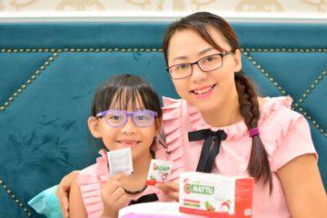 Chia sẻ bí quyết chăm con của mẹ Nguyễn Trần Ngọc Hạnh