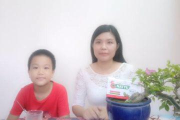 Bí quyết chăm con khỏe của hotmom Trần Linh Phương