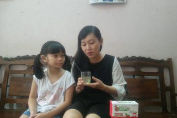 Chia sẻ của Hotmom Quỳnh Anh về Cnattu Kids