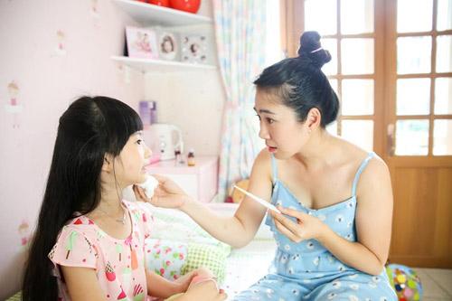 2. Cách chăm sóc trẻ bị sốt virus tại nhà 1