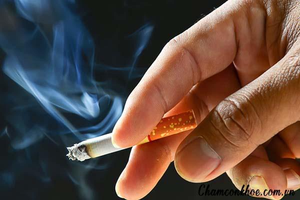 Hút thuốc lá nhiều 1