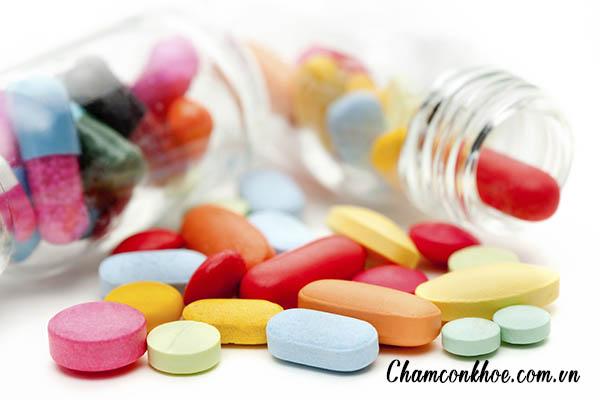 Sử dụng thuốc điều trị 1
