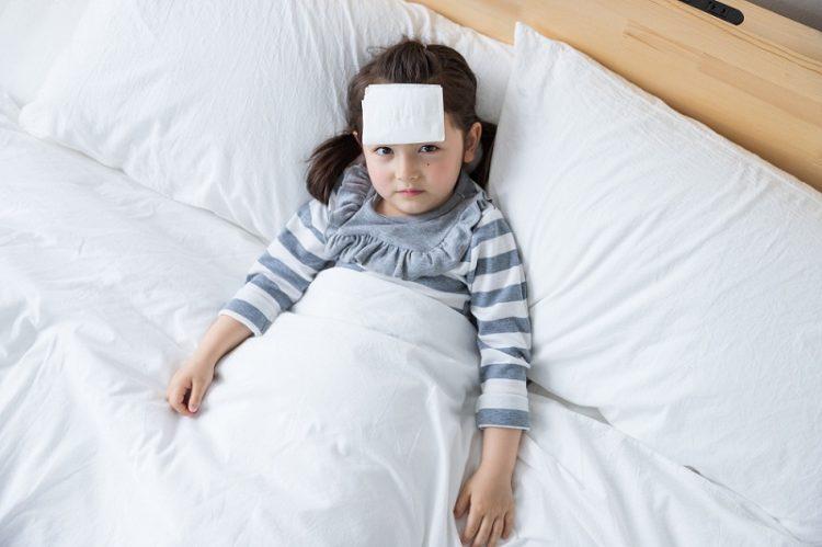 Sốt virus ở trẻ em là gì? 1