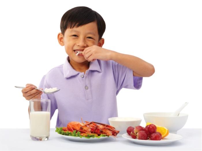 Bổ sung đầy đủ dinh dưỡng cho trẻ 1