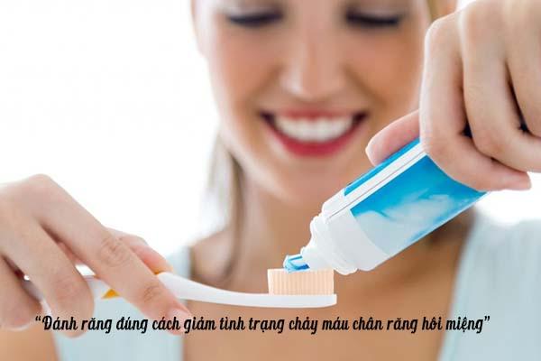 Đánh răngđúng cách 1