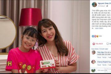Chia sẻ của bà mẹ nổi tiếng – MC Diệp Chi về Cnattu Kids