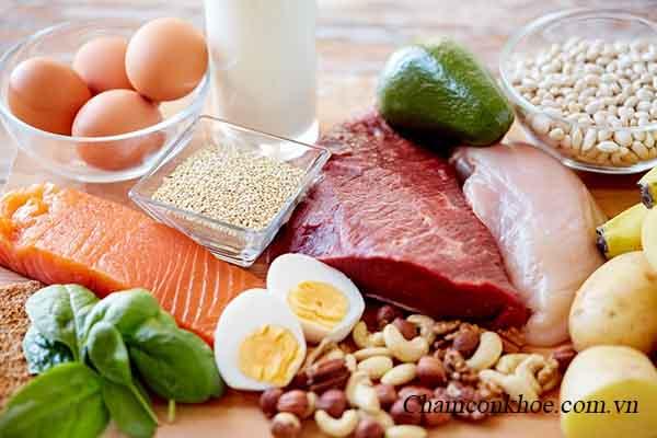 Thực phẩm giàu axit amin 1