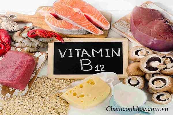 Thực phẩm giàu vitamin B-12 1