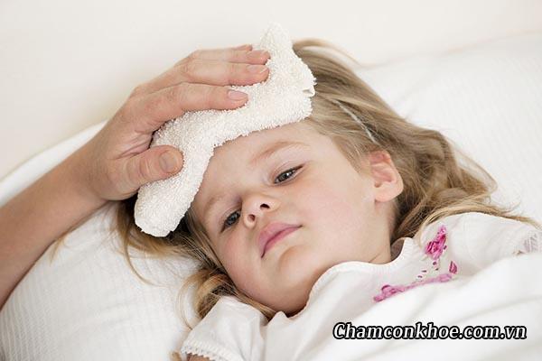 Hạ sốt cho trẻ 1