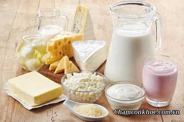 Sữa và các chế phẩm từ sữa 1