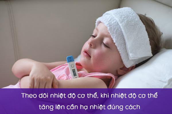 Điều trị sốt xuất huyết thể nhẹ 1