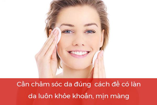 Cách khắc phục da mặt bị nổi mẩn đỏ không ngứa 1
