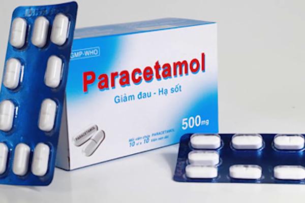 Có dùng thuốc hạ sốt khi bị sốt xuất huyết không? 1