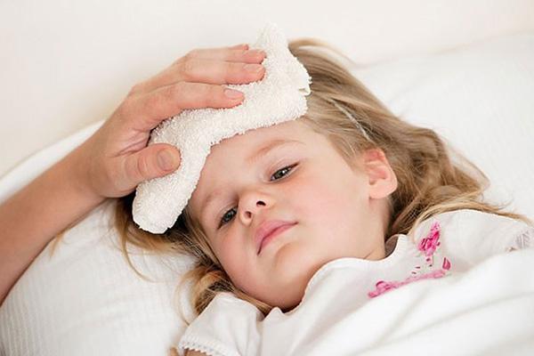 Triệu chứng sốt siêu vi thường gặp 1