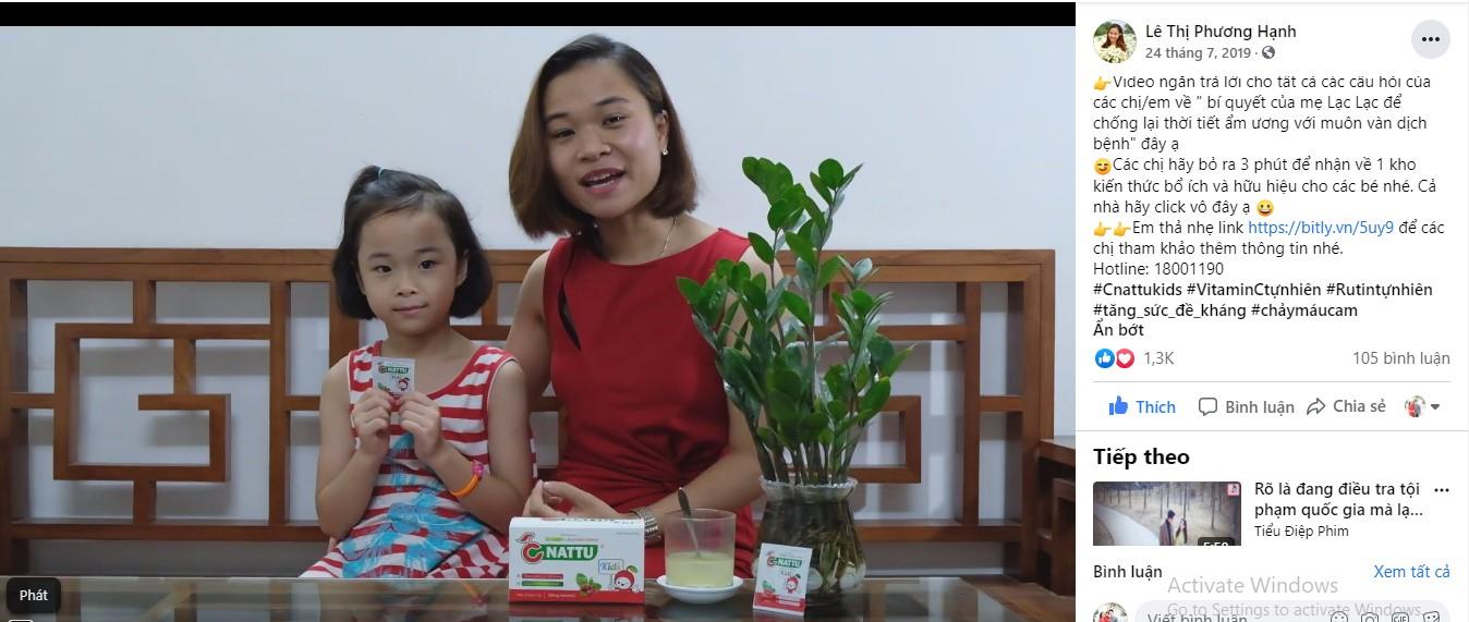 Học lỏm bí quyết nuôi con khỏe, tránh ốm sốt lúc giao mùa của hotmom Phương Hạnh 1